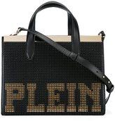 Philipp Plein studded Plein tote