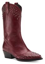 Botkier Women's Tammy Studded Western Boots