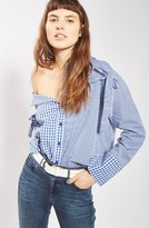 Topshop Women's Leather Belt