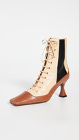 Atelier Manu Duck Lace Up Boots