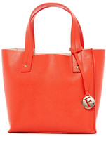 Furla Musa Small Leather Tote