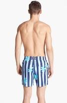 Vilebrequin 'Moorea' Print Swim Trunks