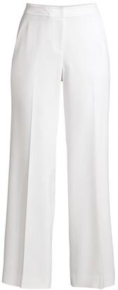 Lafayette 148 New York Winthrop Wide-Leg Pants