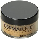 Dermablend Loose Setting Powder, Warm Saffron, 1 Ounce