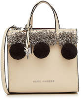 Marc Jacobs The Beads & Pompoms Mini Grind Bag