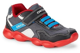 Geox Kid's Munfrey Colorblock Sneakers