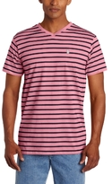 U.S. Polo Assn. Men's Short-Sleeve Narrow Striped T-Shirt