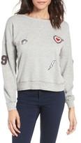 Rails Women's Kelli Patch Sweatshirt