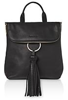 Whistles Verity Tassel Leather Backpack