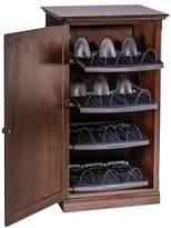 Forest Designs Traditional Alder Media Storage with Wood Door: