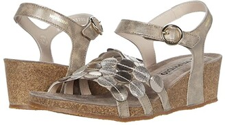 Mephisto Matilde (Dark Taupe Monaco) Women's Shoes