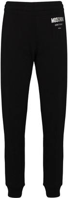 Moschino Logo Detail Track Pants
