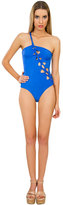 Caffe Swimwear - One Piece In Cobalt Blue