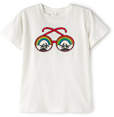 Stella McCartney Arlo Girls Tee in White. - size 3Y (also in )