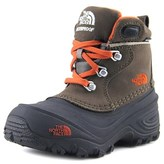 The North Face Chilkat Lace Ii Round Toe Leather Snow Boot.