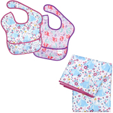 Bumkins Disney Princess SuperBib & Splat Mat Set