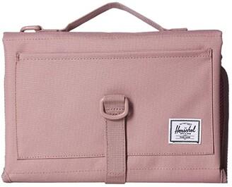 Herschel Supply Co. Kids Sprout Change Mat (Ash Rose) Diaper Bags