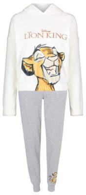 George The Lion King Fleece Pyjamas