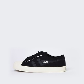 Gola River Island Womens classics Black vegan trainers
