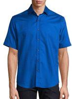 Robert Graham Conan Solid Shirt