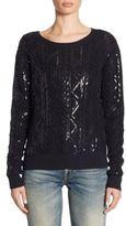Ralph Lauren Silk Sequin Pullover