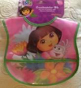 Nickelodeon Dora the Explorer Crumbcatcher Bib
