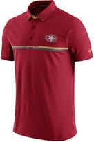 Nike Men's San Francisco 49ers Elite Polo Shirt