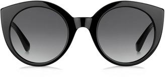 Kate Spade Norina 50MM Round Sunglasses