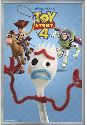 Trends International Toy Story 4 - Group Poster