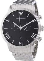Emporio Armani Men's AR1617 Stainless-Steel Quartz Watch