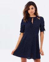 Miss Selfridge Spotty Tea Dress