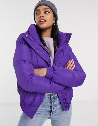 Brave Soul slay padded coat