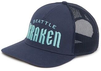 American Needle Seattle Kraken Valin Mesh Baseball Cap