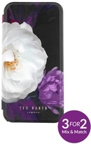 Ted Baker IPhone 7/8 Womens Candace Phone Case - Blushing Bouquet