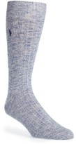 Polo Ralph Lauren Men's Ribbed Socks