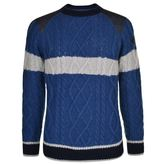 Moncler Cable Knit Wool Jumper