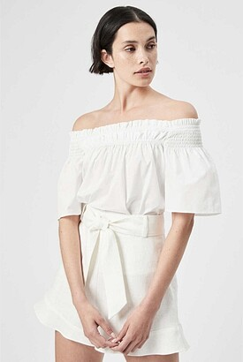 Witchery Off-Shoulder Blouse