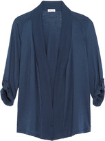 Splendid Micro Modal and Supima cotton-blend jersey cardigan