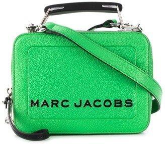 Marc Jacobs printed logo tote bag