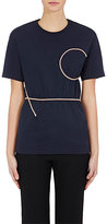 Acne Studios Women's Kiri T-Shirt-NAVY
