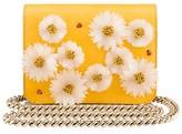 Charlotte Olympia Sinatra Floral Shoulder Bag