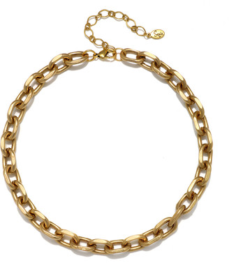 Sequin Camille Chain Choker Necklace