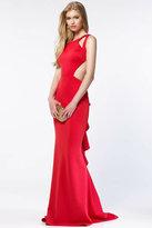 Alyce Paris - 8004 Dress In Red