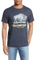 Original Retro Brand Men's Yellowstone Graphic T-Shirt