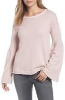 Women's Caslon Bell Sleeve Sweatshirt