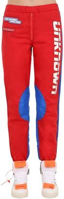 Nylon Racing Pants