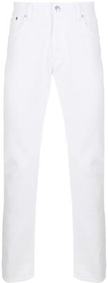 DEPARTMENT 5 High Rise Straight-Leg Jeans