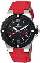 Burgmeister Women's BM220-924 Analog Display Quartz Red Watch