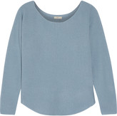 Joie Margeaux open-knit cashmere sweater