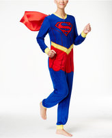 Briefly Stated Superwoman Jumpsuit with Detachable Cape